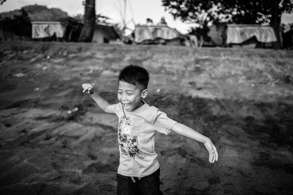 Lombok, Katamaran - 2017