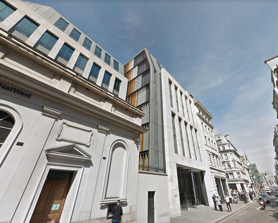 33 Margaret Street, London