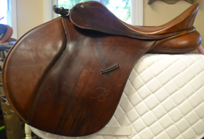 "Bates Cair All Purpose Saddle  |  17""  