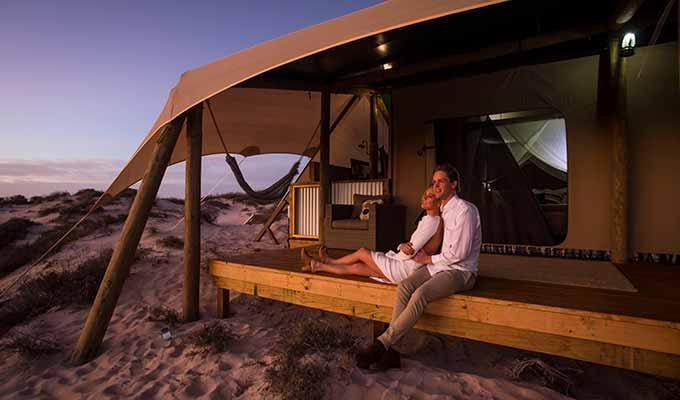萨尔萨利斯帐篷酒店(西澳)