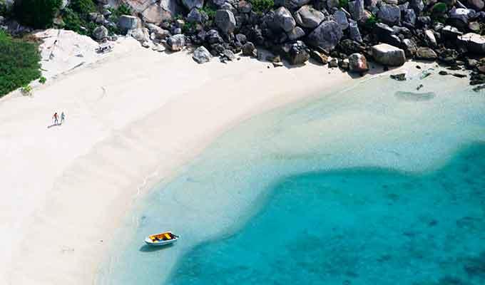 蜥蜴岛度假村(澳大利亚昆士兰)