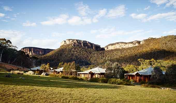 阿联酋独家沃尔根谷度假水疗酒店(澳大利亚新南威尔士)