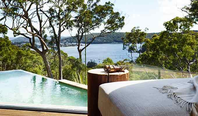 美丽海滩度假屋(澳大利亚新南威尔士)