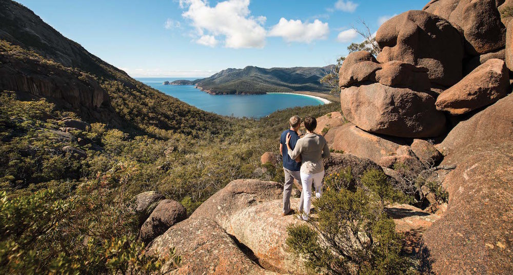 TASMANIA - prepare to be captured by rugged beauty and local charm