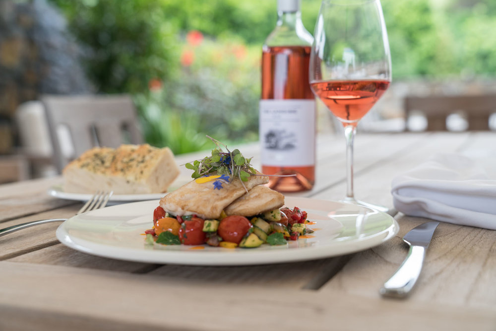 A Master Class with Chef, Jacqueline Smith - Learn some new tricks and have fun on the way with The Landing's head chef, using fresh winter produce from the property's gardens and orchard.