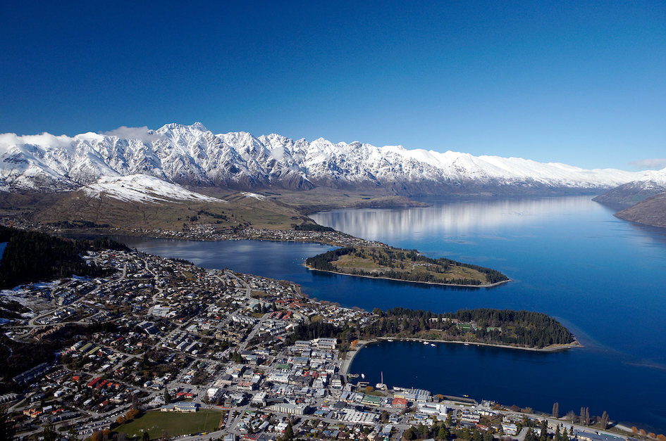 QUEENSTOWN - otago, new zealand