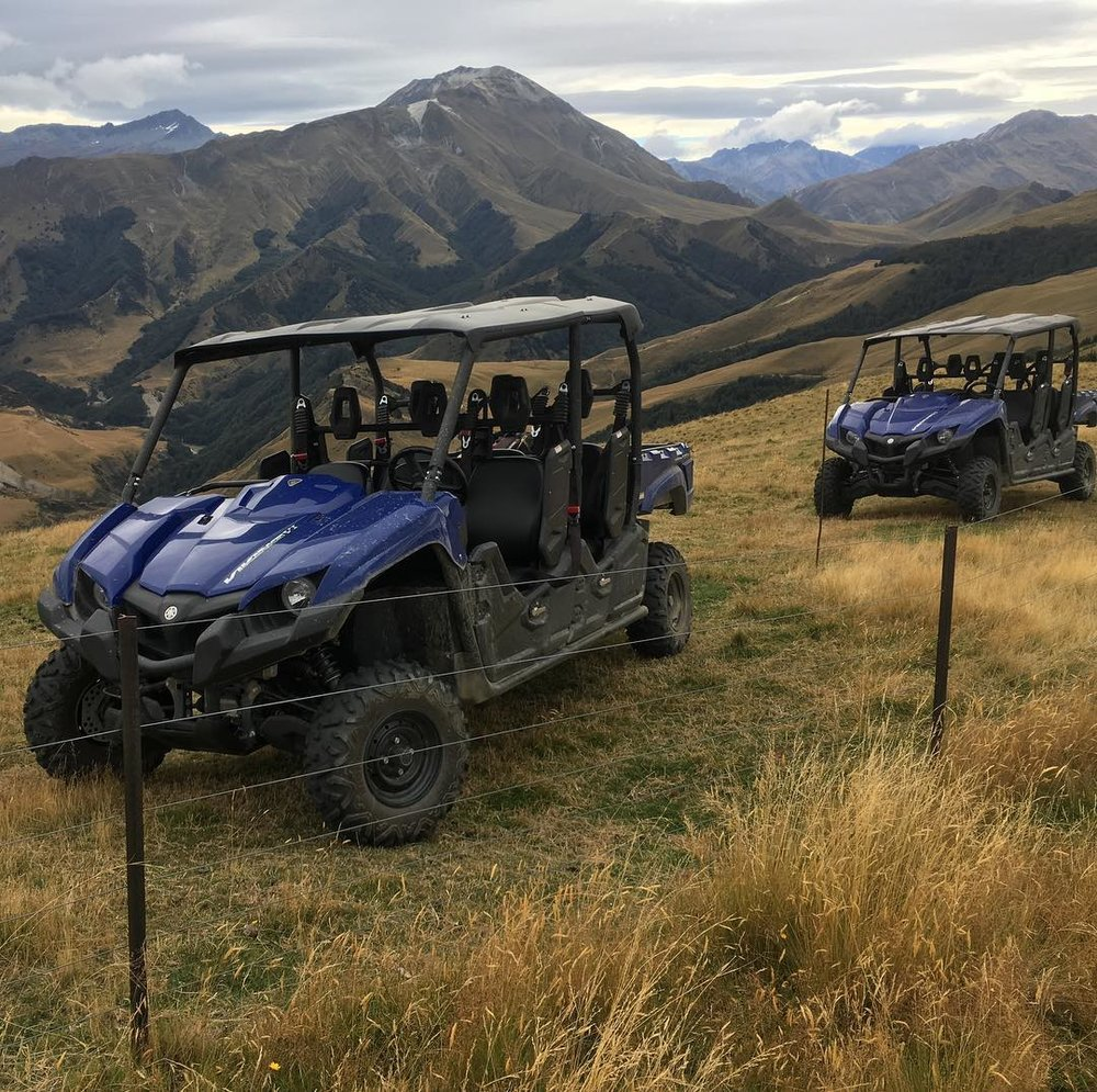 4WD FARM EXPEDITION - QUEENSTOWN