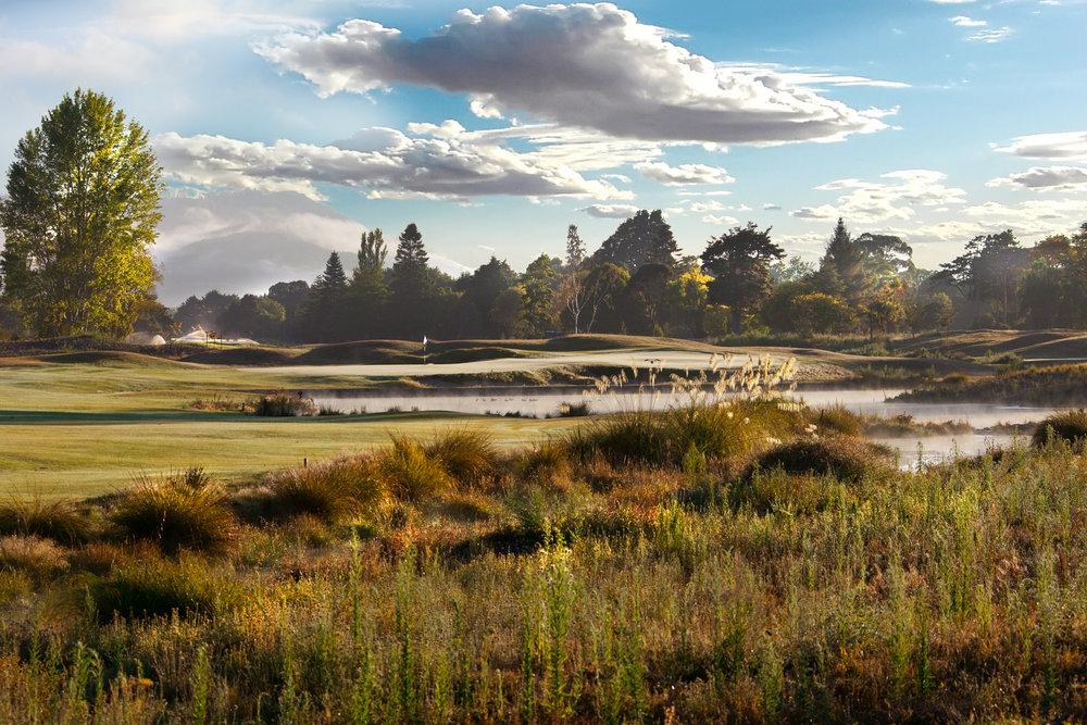 皇家惠灵顿高尔夫球场 - 惠灵顿