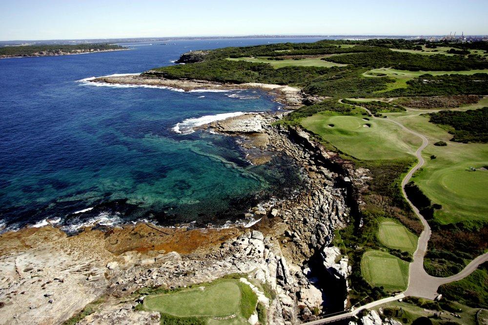 新南威尔士高尔夫球场 - 悉尼