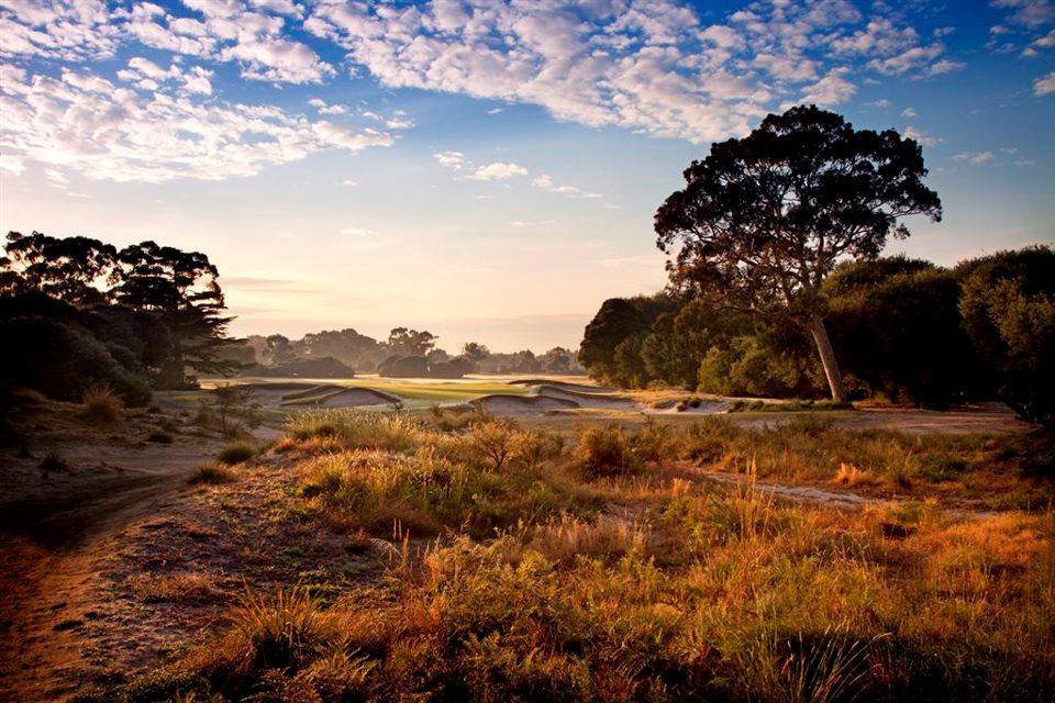 KINGSTON HEATH - MELBOURNE