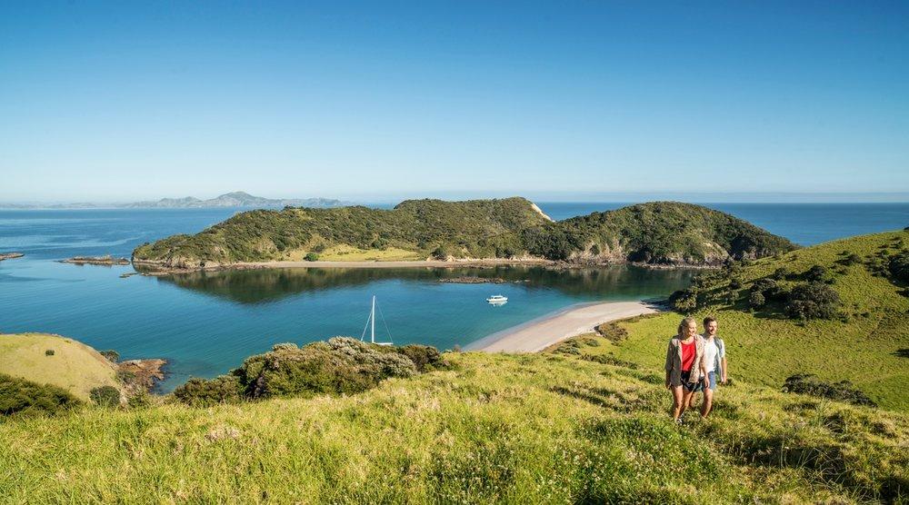 BAY OF ISLANDS - KAURI CLIFFS