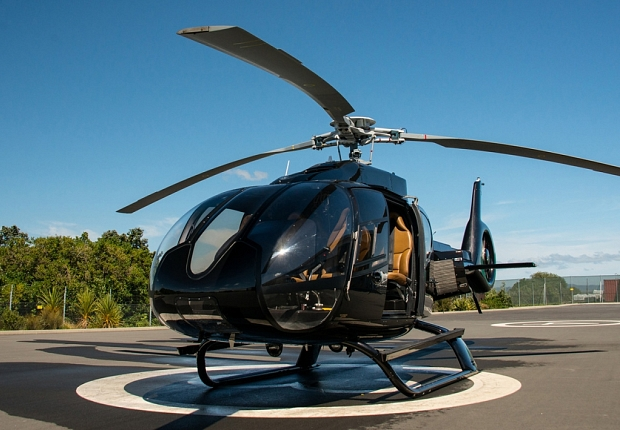 Eurocopter EC130 - Seating: 6 Passengers + Pilot. Cruise Speed: 120 knots (220kph). Manufacture Year: 2007 to 2010. Engine: Turbomeca Arriel 2B1. Interior:Custom leather interior, Air conditioned cabin and Bose noise cancelling headsets.