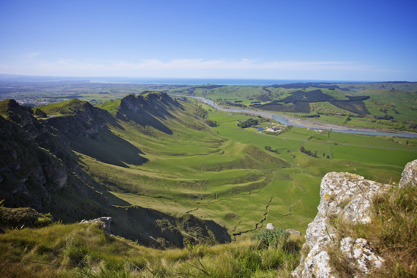 HAWKES BAY - CENTRAL NORTH ISLAND