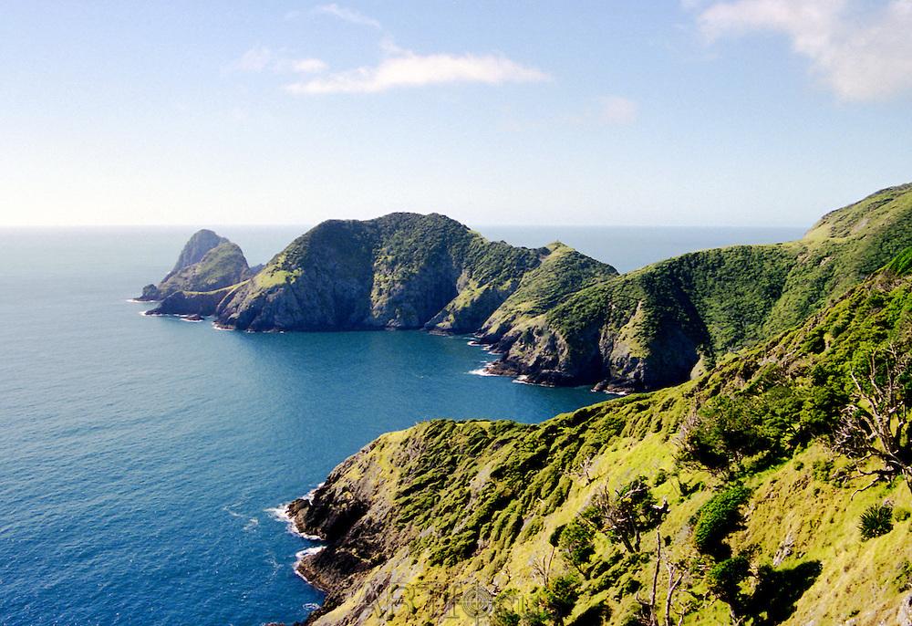 CAPE BRETT TRACK - BAY OF ISLANDS