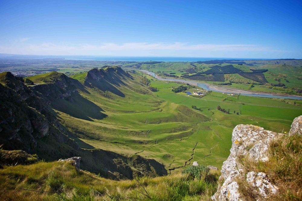 HAWKE'S BAY - North Island, new zealand'