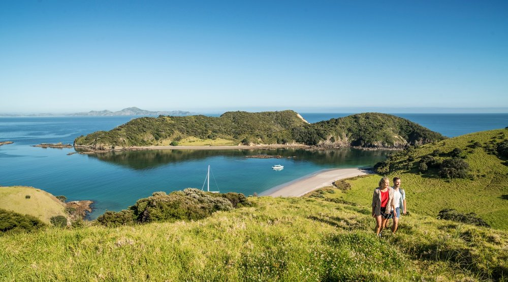 BAY OF ISLANDS -
