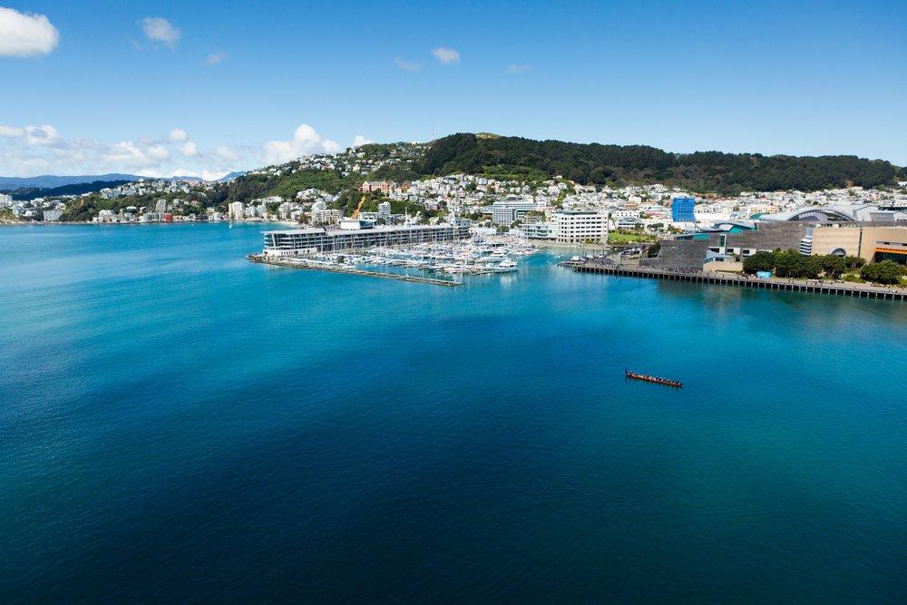 WELLINGTON CITY - WELLINGTON, NZ