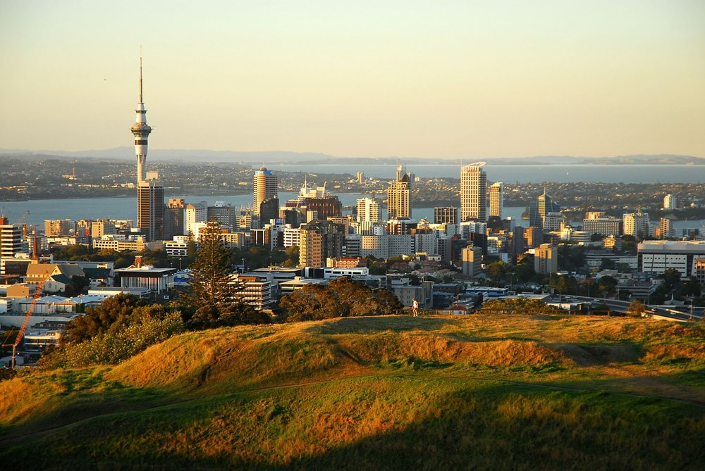 AUCKLAND CITY - AUCKLAND, NZ