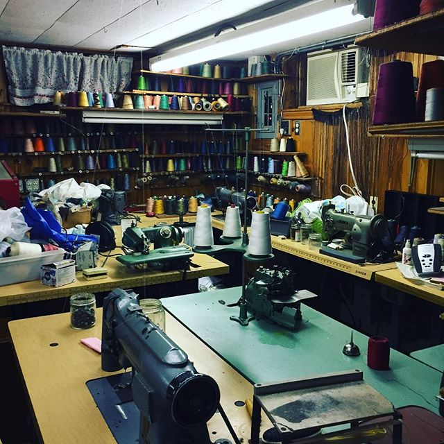 Kind of a dream- kind of a nightmare #tailor #workshop