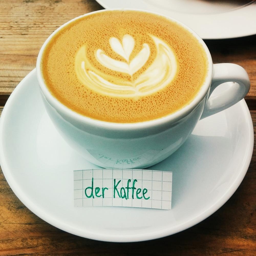 der Kaffee - coffee