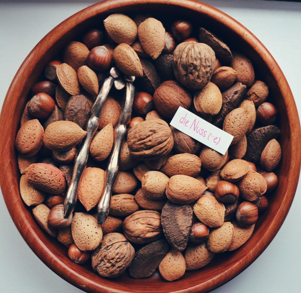 die Nuss - Nut