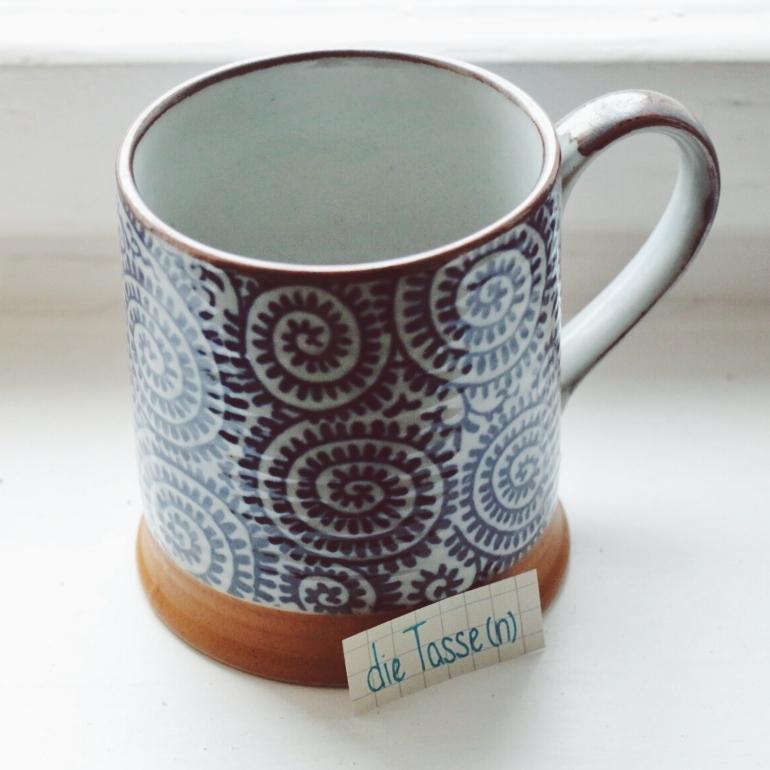 die Tasse - cup