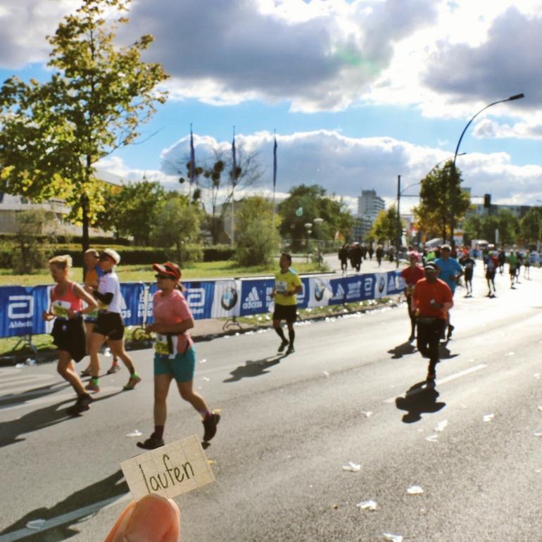 laufen - to run