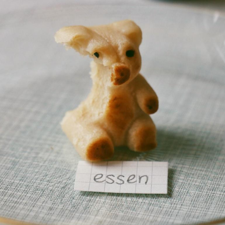 essen - to eat
