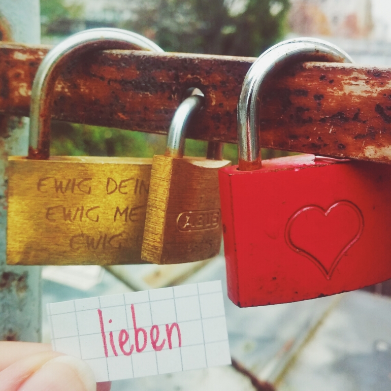 lieben - to love