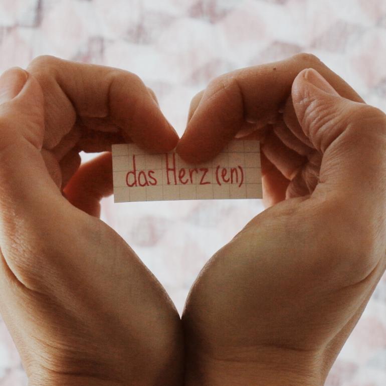 das Herz - heart