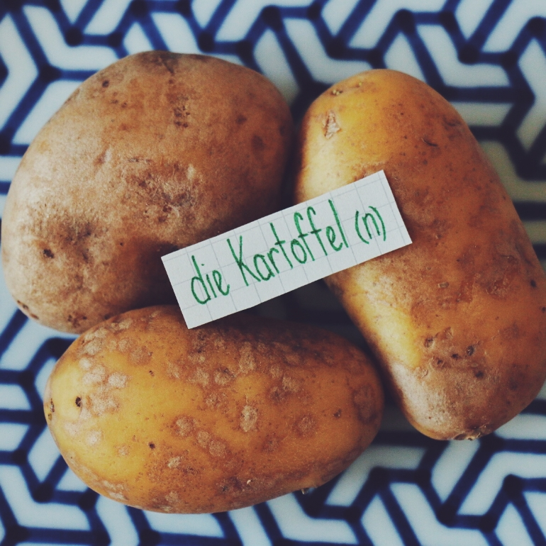 die Kartoffel - potato