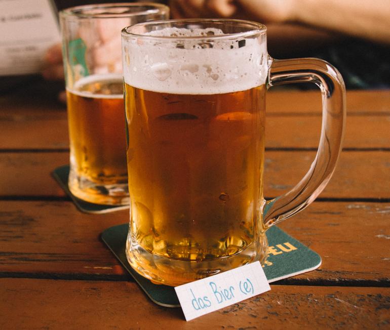 das Bier - beer