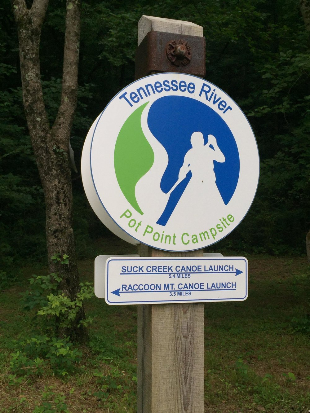 Pot Point Blueway sign.JPG