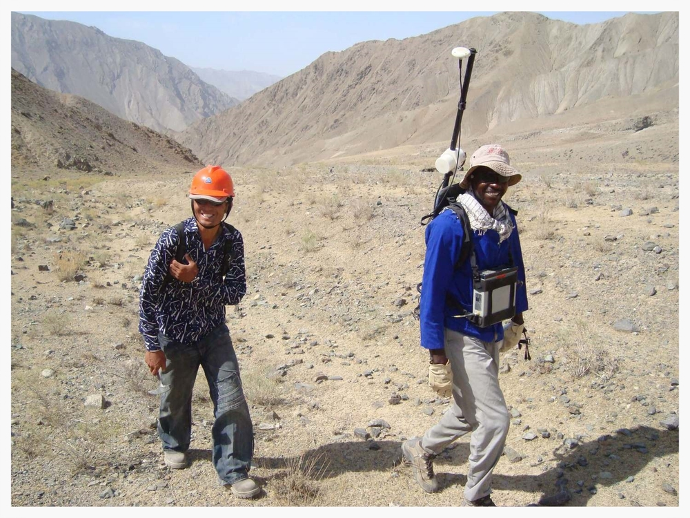 Ground Magnetic Surveys