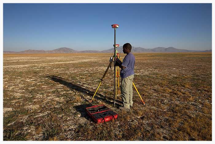 Differential GPS (DGPS) Topographical Surveys