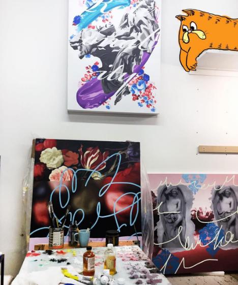 Jared Flaming | Studio Visit 2016