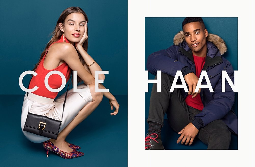 Cole Haan holiday 2018 -