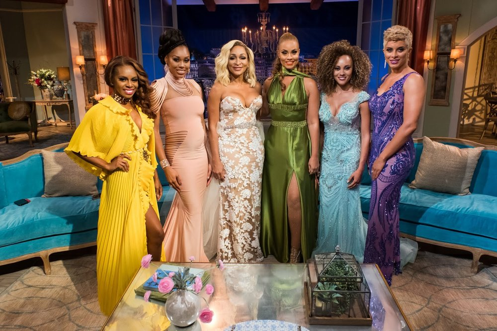 E! Real housewives of potomac reunion -