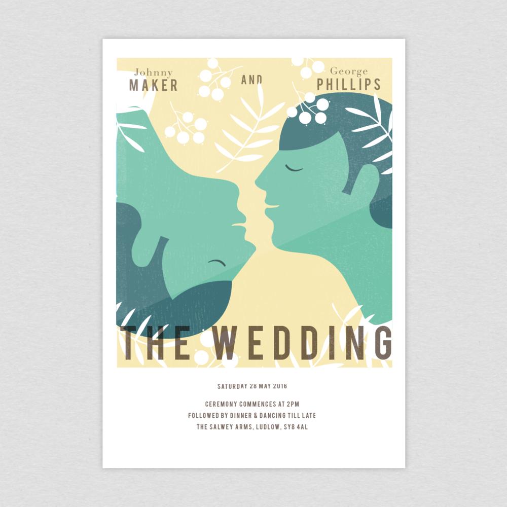 Dearly Beloved Vintage Movie Wedding