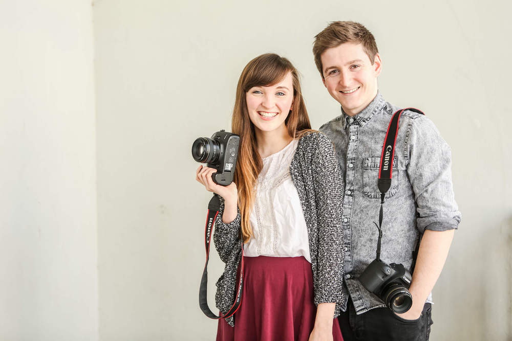 Grace and Mitch - The team at Grace Elizabeth Photography