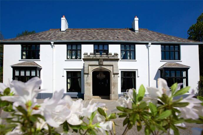Venue -  Glazebrook House Hotel , South Brent