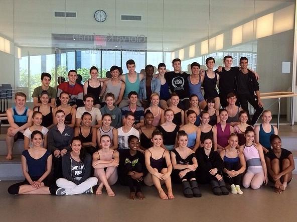My Summer Intensive Class, 2014