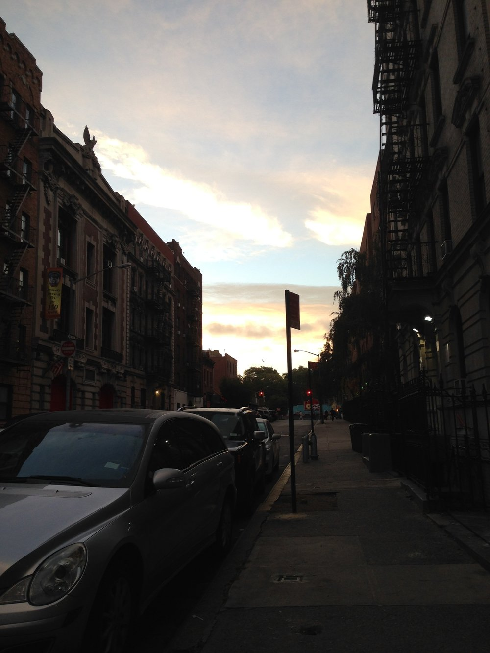 Washington Heights at 7AM