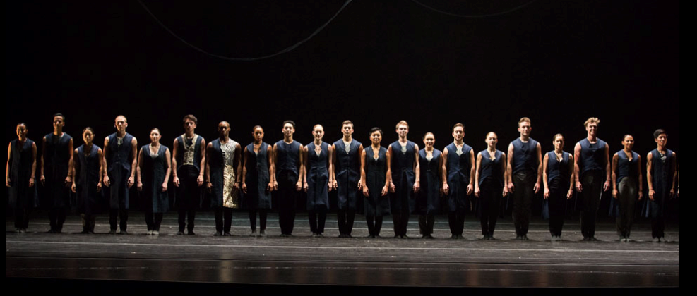(My beautiful class! I'm so lucky to dance with you everyday. PC: Rosalie O'Connor)