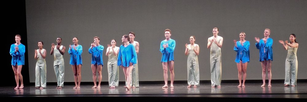 V by Mark Morris, PC: Edward Maloney… That's me on the left of center!