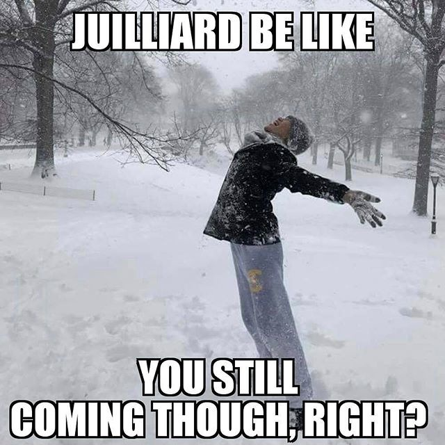Last year's meme of my wonderful Juilliard buddy Matt Liu that I made.