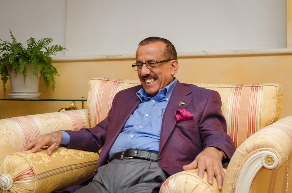 Khalaf Ahmad AI Habtoor