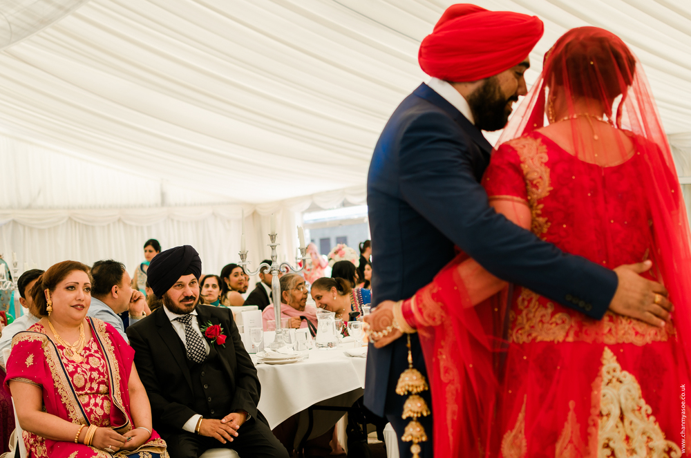 Rupinder & Tajinder - Documentary Wedding Photography