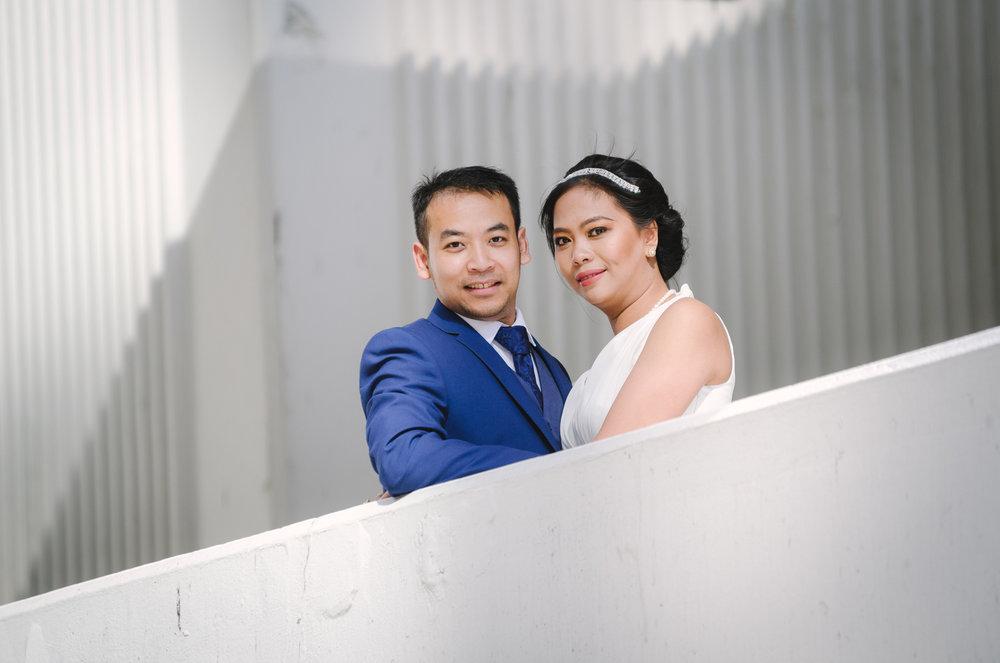 Tun Lin & April