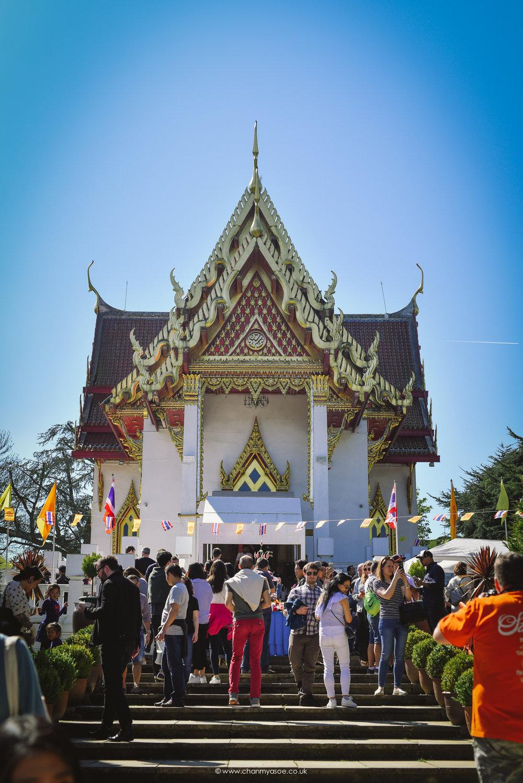 Wat Buddhapadipa London